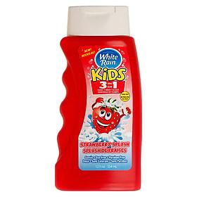 Sữa tắm gội White Rain Kids 3in1 Watermelon Wave 354ml - USA