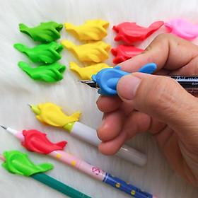 6 Cá Định Vị Tay Giúp Bé Cầm Bút Đúng Cách (giao màu ngẫu nhiên)