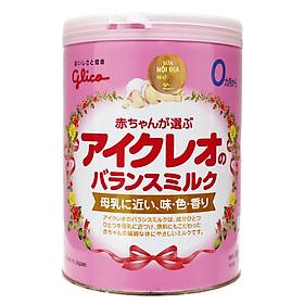Sữa Bột Glico Icreo số 0 lon 800g