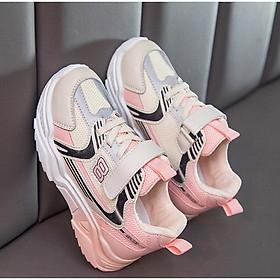 Giày  thể thao sneaker bé gái 3 đến 13 tuổi  - TSS82