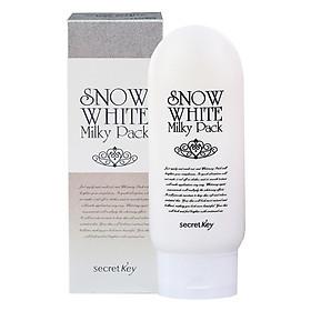 Kem tắm trắng Secret Key Snow White Milky Pack
