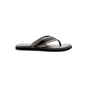 Dép Nam Đế Bằng Da Thật Gosto Gizeh Sandals GDM004000GRY (Xám)