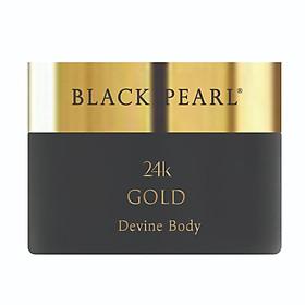 Kem Dưỡng Thể Vàng 24K Black Pearl - 24k Gold Devine Body -  Có Nguồn Gốc Từ Biển Chết - Xuất Xứ Israel - Thúc Đẩy Sự Rạng Rỡ Tự Nhiên Của Da Và Ngăn Ngừa Lão Hóa Sớm