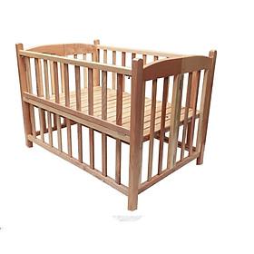 Giường cũi gỗ tự nhiên, Giường cũi đa năng cho bé