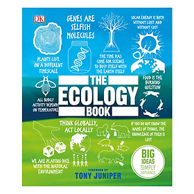 The Ecology Book: Big Ideas Simply Explained - Big Ideas (Hardback)