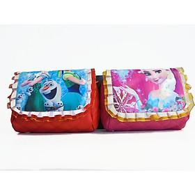 Túi xách công chúa Elsa cho bé  ( Viee001 - Giao Ngẫu Nhiên  )