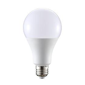 10 bóng LED 3W / 5W / 7W / 9W / 12W / 15W / 18W / 24W A60 Bóng đèn thay thế ấm trắng