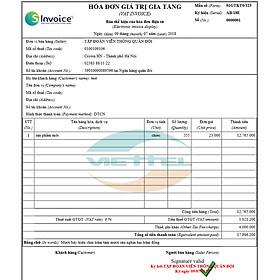 Phần mềm hóa đơn điện tử Viettel Sinvoice- Gói 1000 hóa đơn điện tử Viettel - HÀNG CHÍNH HÃNG 100%