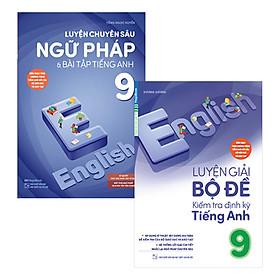 Combo Chinh Phục Bài Thi Tiếng Anh Lớp 9 (Tái bản)