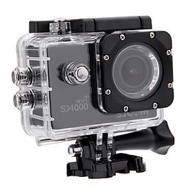 Camera Thể Thao Chống Thấm Nước SJCAM SJ4000 Full HD DVR Góc Quay Rộng Với Pin Và Cáp Sạc USB (30M 1.5 170° 1080P)
