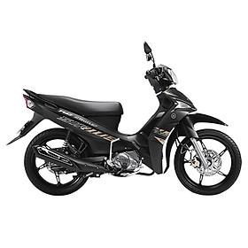 Xe Máy Yamaha Sirius Fi Vành Đúc - Đen 2019