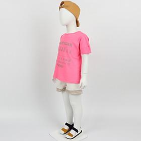 Set đồ bộ thời trang trẻ em cá tính AT25QS21 - Nhập khẩu Hàn Quốc-1
