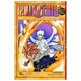 [Download sách] Fairy Tail - Tập 62