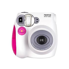 Máy Chụp Ảnh Lấy Liền Tự Động Lấy Nét Fujifilm Instax Mini7S - Kèm Dây Đeo