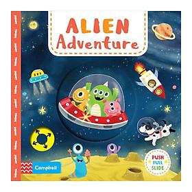 Alien Adventure (Board book)
