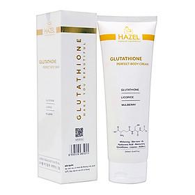 Kem Dưỡng Trắng Body Chuyên Sâu - Glutathione Perfect Body Cream 250ml