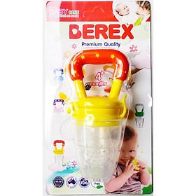 Túi nhai chống hóc tập ăn dặm cho bé BEREX silicone- TNHQ2