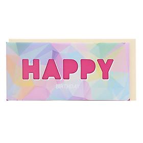 Thiệp Photostory Die-Cut A3 Happy Birthday 5