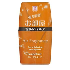 Hộp khử mùi làm thơm phòng Air Fragrance hương bưởi 200ml nội địa Nhật Bản