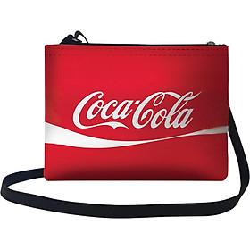 Túi Đeo Chéo Nữ In Hình Cocacola -TUFO039 (17 x 24cm)