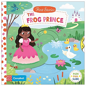 First Stories: The Frog Princess