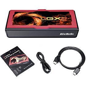 Card ghi hình HDMI 4Kp60 AverMedia GC551 Extreme2  - Hàng Chính Hãng