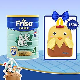 Sữa Bột Friso Gold 4 Cho Trẻ Từ 2-4 Tuổi 1.5kg + Tặng Balo Gà Con Xinh Xắn