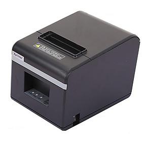 Máy in hóa đơn Xprinter N160ii (USB) - Hàng chính hãng (Màu Đen Xám)