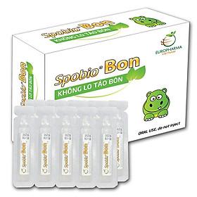 Spobio Bon Không lo rối loạn tiêu hoá táo bón - chuyên biệt cho trẻ sơ sinh và phụ nữ mang thai và đang cho con bú
