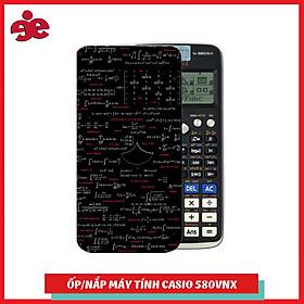 Ốp Trang Trí Dành cho Máy Tính CasioFX 580 VNX - Toán Học