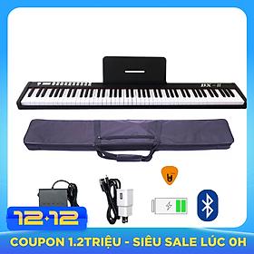 Đàn Piano Điện BX-II Bora 88 Phím nặng Cảm ứng lực BX-02 - Midi Keyboard Controllers BX2 BXII - Kèm Móng Gẩy DreamMaker (Kết nối máy tính và điện thoại, Bluetooth, Pin sạc, Loa lớn)
