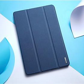 Bao da chống sốc cho Samsung Galaxy Tab A7 2020 T500/T505 thương hiệu DUX DUCIS Domo Series cao cấp - Hàng nhập khẩu.