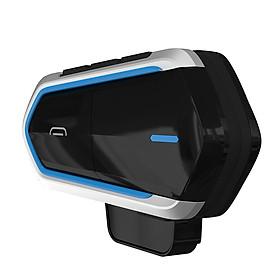 Portable Bluetooth 4.1 Motorcycle Helmet Headset