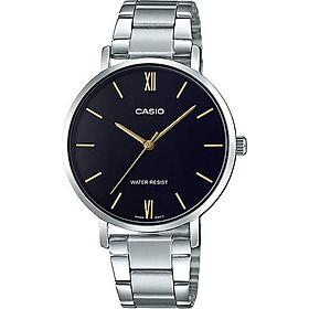 Đồng hồ nữ Casio dây thép LTP-VT01D-1BUDF (34mm)