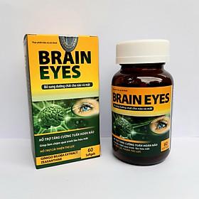 Thực Phẩm Bảo Vệ Sức Khỏe BRAIN EYES Bổ Sung Dưỡng Chất Cho Não Và Mắt