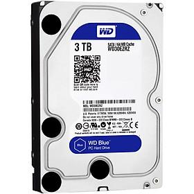 Ổ Cứng HDD WD Blue™ 3TB/64MB/5400/3.5  - WD30EZRZ - Hàng chính hãng