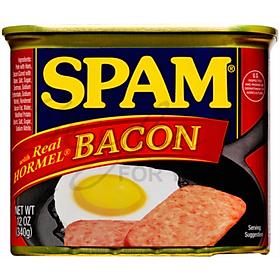 Thịt Heo Muối Xông Khói Spam Hormel (Bacon) 340g