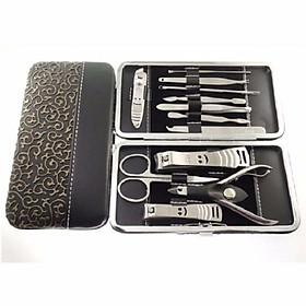 Bộ dụng cụ cắt móng 12 món-1