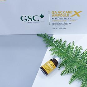 Tinh chất dưỡng giảm mụn GSC GA AC Care Ampoule 8ml