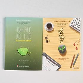 Combo 2 cuốn: An Nhiên Giữa Những Bộn Bề - Sức Mạnh Của Thiền Nơi Công Sở + Hạnh Phúc Đích Thực - Sức Mạnh Của Thiền