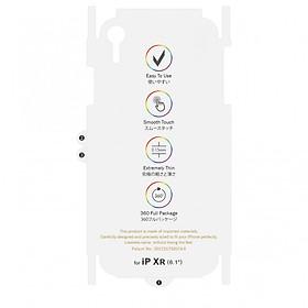 Miếng dán PPF dành cho iPhone 7/ 8 / 7 Plus / 8 Plus / X / XR / XS / XS MAX