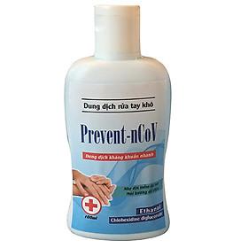 Nước rửa tay khô Prevent nCOV