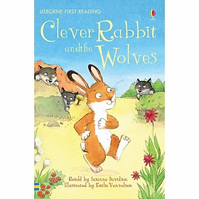 Usborne First Reading Level Two: Clever Rabbit and the Wolves