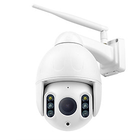 K64A 16X Zoom WiFi 1080P PTZ IP Camera Face Auto Tracking IP66 Waterproof Outdoor Motion Detection Night Vision IR 50M