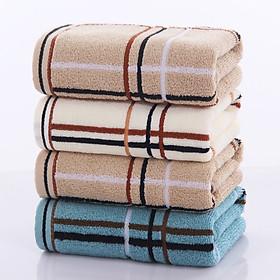 Combo 4 Khăn Tắm Cotton Jiuzhou (34 * 74 cm)