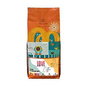 Cà Phê Gu Nguyên Chất - Love Coffee - 500g - Phương Vy Coffee