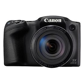 Máy Ảnh Canon PowerShot SX430 IS (Lê Bảo Minh) - Hàng Chính Hãng
