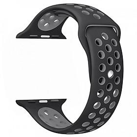Dây đeo cho đồng hồ Apple Watch, Dây silicone dành cho đồng hồ Apple Watch