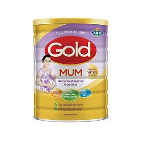 Gold Mum - Dành Mẹ Bầu Và Cho Con Bú