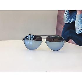 kính mát nam tráng gương sang trọng 2020,kiểu dáng mắt ruồi, UV400, mắt kính phân cực